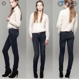 ACNE Kex / Thunder Skinny Jeans